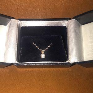 Jewelry - DIAMOND PENDANT 1/4 KARAT